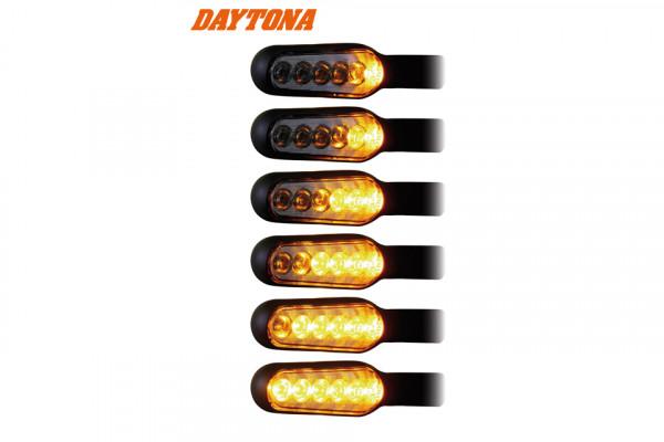 [203-178] LED Sequence- indicator D-LIGHT STELLAR, black
