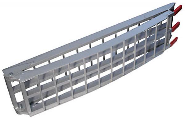 [397-100] Vikbar aluminiumramp STREET