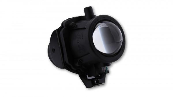 [223-309] 60mm Projektionsljus, low/helljus, E-märkt