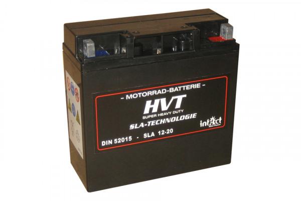 [298-112] Bike Power batteri HVT 51913/52015, fyllt och laddat