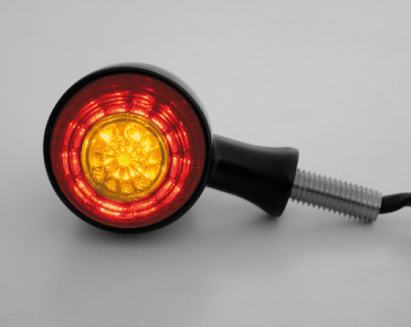 [254-201] LED-bakljus-/blinkers COLORADO, svart