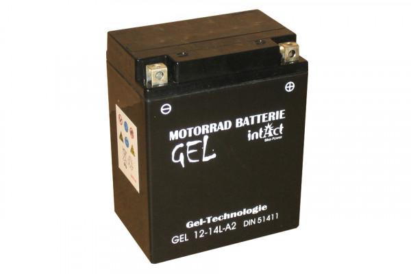 [299-075] Bike Power batteri GEL YB14L-A2