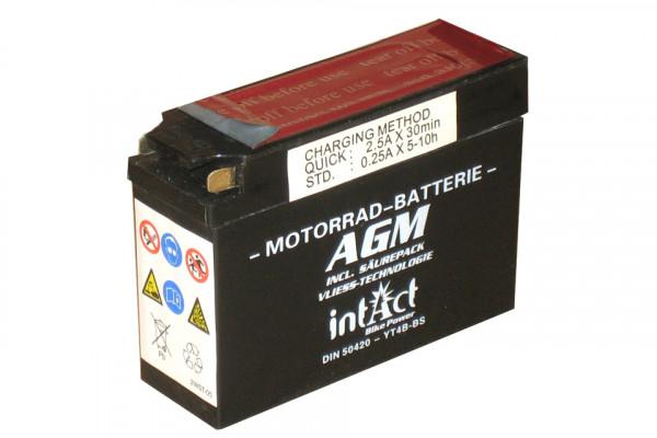 [297-202] Bike Power battery YT4B-BS incl. acid-pac