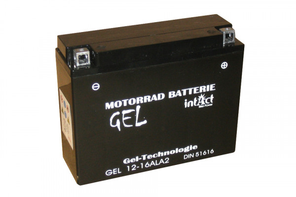 [299-085] Bike Power batteri GEL YB16AL-A2