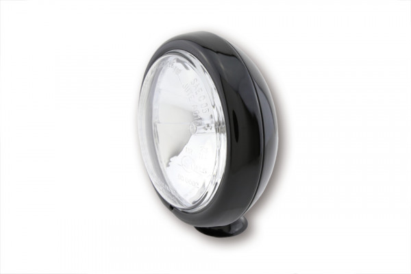 [222-052] SHIN YO 4 1/2 tum helljusstrålkastare, glänsande svart