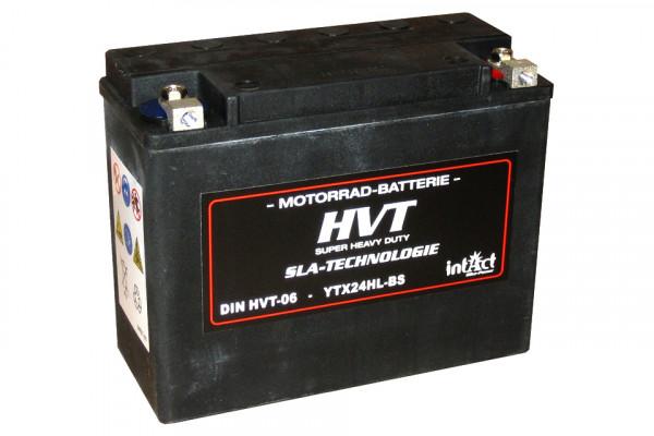 [298-227] Bike Power batteri HVT YTX24HL-BS, fyllt och laddat
