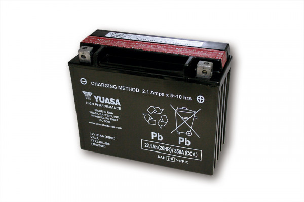 [291-227] Battery YTX 24HL-BS maintenance free