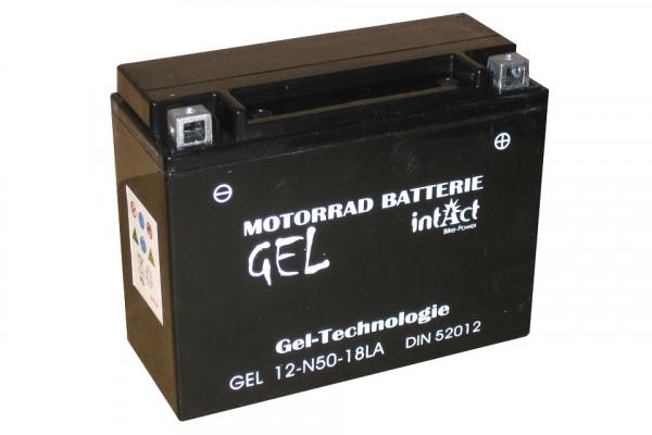[299-100] Bike Power batteri GEL Y50-N18L-A
