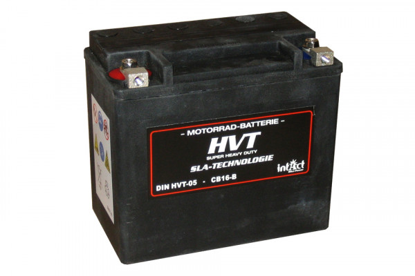 [298-087] Bike Power batteri HVT CB16-B, fyllt och laddat
