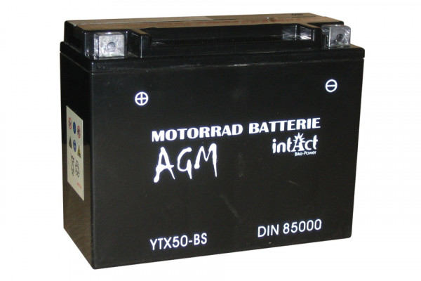 [297-231] Bike Power battery YTX50-BS incl. acid-pac
