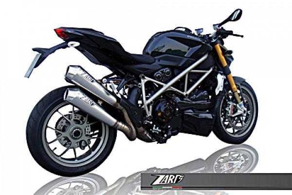 [167-031] Helsystem Ducati Streetfighter, E-märkt