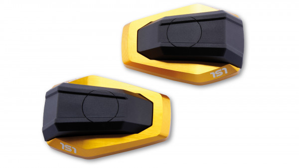 [550-G01GO] Crash-Pads GONIA, in different colours.