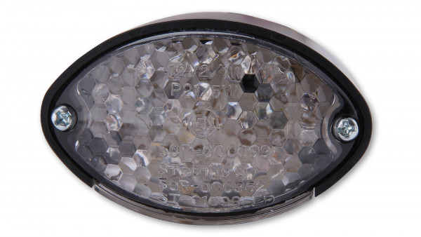 [255-704] LED-bakljus MICRO CATEYE, svart