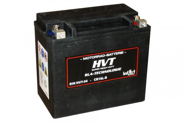 [298-090] Bike Power batteri HVT CB16L-B, fyllt och laddat