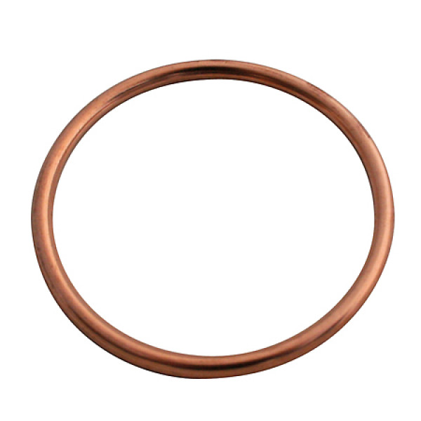 [107-024] Kupfer-Packningsring stor koppar 65/60 mm