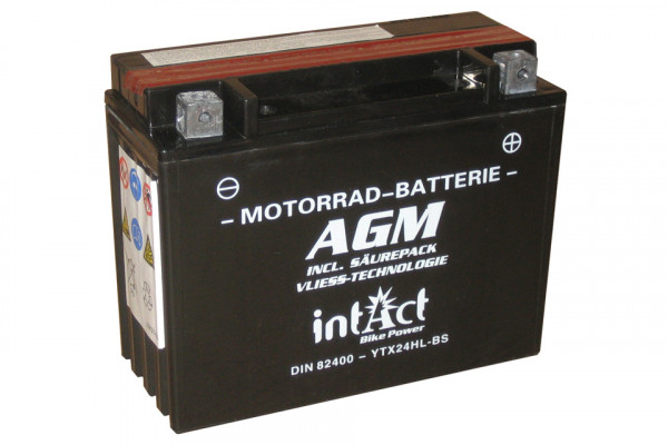 [297-227] Bike Power battery YTX24HL-BS incl. acid-pac