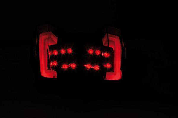 [253-400] LED bakljus YAMAHA MT-09, år 17-