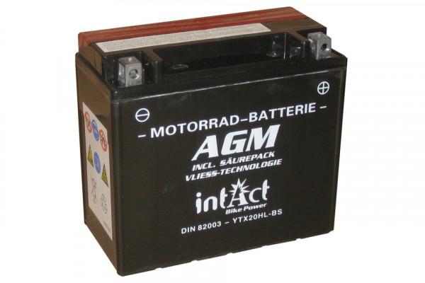 [297-226] Bike Power battery YTX20HL-BS incl. acid-pac