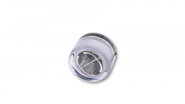 [204-275] LED turn signal module MH-70 for installation, tinted reflector, E-marked, pair