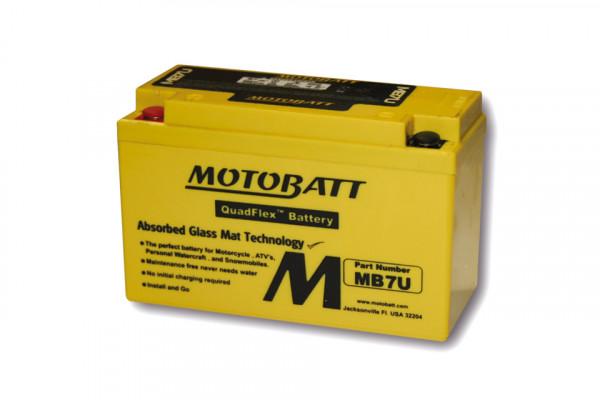 [294-026] Batteri MB7U