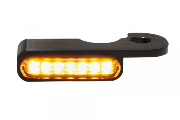 [203-692] LED blinkers BREAKOUT modeller med hydraulisk koppling, svart
