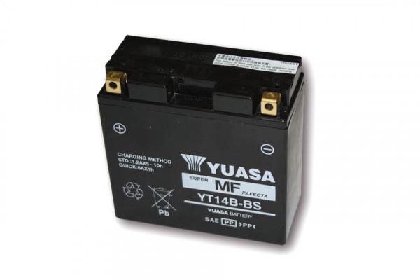 [291-313] Battery YT 14 B-BS (YT 14 B-4) maintenance free