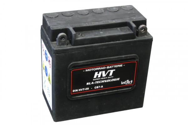 [298-067] Bike Power batteri HVT CB7-A, fyllt och laddat